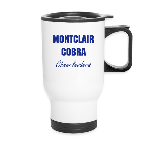 MTC COBRAS CHEER COFFEE MUG - Travel Mug