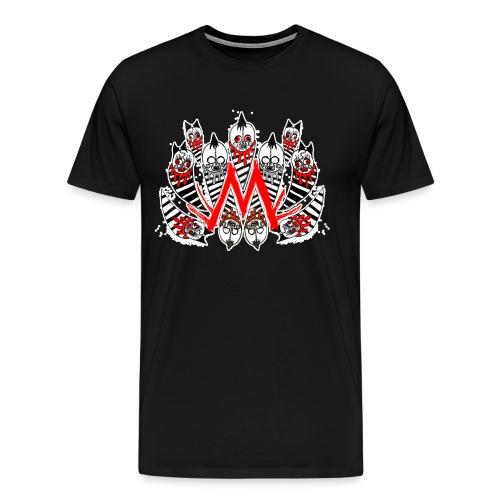 M Flavor - Men's Premium T-Shirt