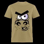 T-Shirts ~ Men's T-Shirt ~ Angry hippopotamus