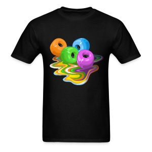 Skateboard wheels - Men's T-Shirt