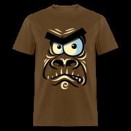 T-Shirts ~ Men's T-Shirt ~ Angry gorilla