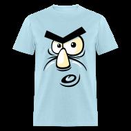 T-Shirts ~ Men's T-Shirt ~ Angry rhinoceros