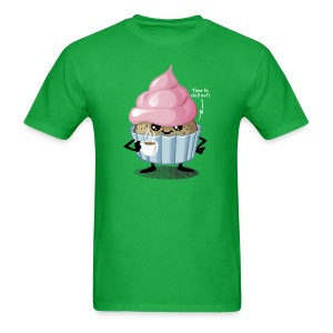 Cup and cake - Men's T-Shirt