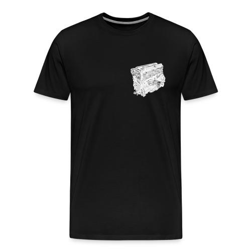 2JZ - Men's Premium T-Shirt