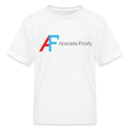 Children's Absolete Frosty Gildan T-Shirt - Kids' T-Shirt
