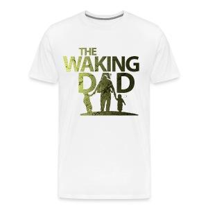 the walking dad - Men's Premium T-Shirt