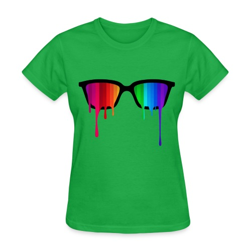 Trippy Goggles - Women's T-Shirt