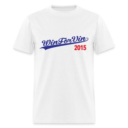 WIN FOR VIN - Men's T-Shirt