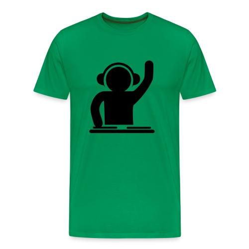 Dj In The House - Men's Premium T-Shirt
