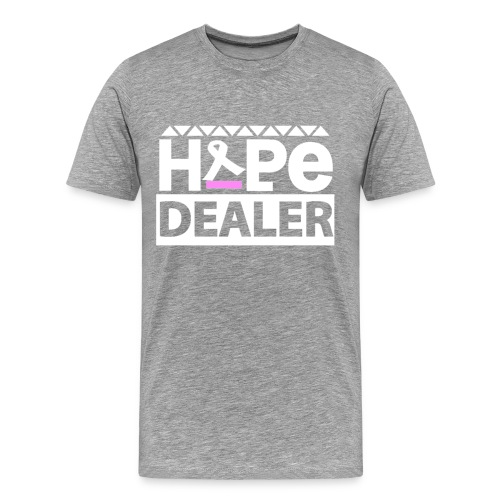 Men's Limited Edition Breast Cancer Tee - Men's Premium T-Shirt