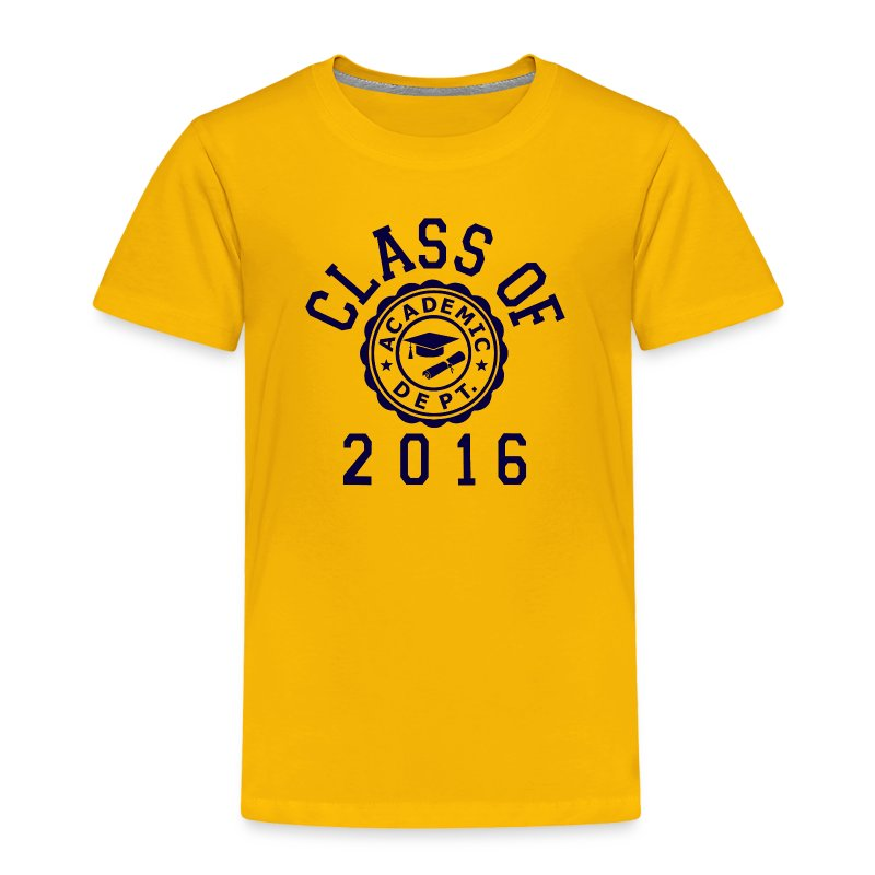 class of 2016 t shirt spreadshirt
