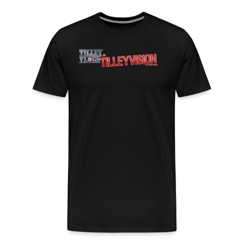 Men's TilleyVlogs Logo Shirt - Men's Premium T-Shirt