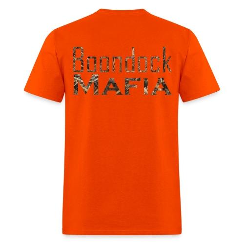 Max 5 Boondock Mafia logo T-Shirt - Men's T-Shirt