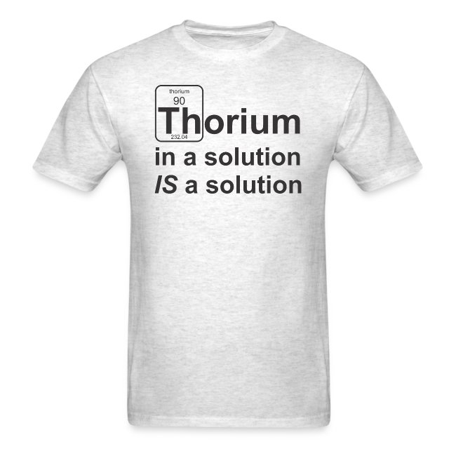 Thorium Solution