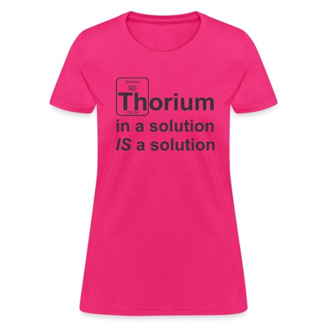 Thorium Solution f