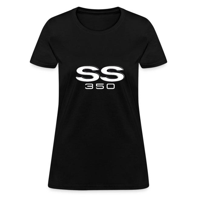 Chevy SS350 emblem