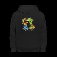 Sweatshirts ~ Kids' Hoodie ~ 4 Season State