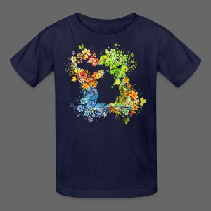 4 Season State - Kids' T-Shirt