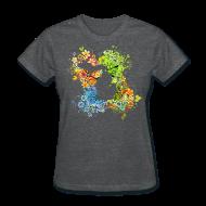 Women's T-Shirts ~ Women's T-Shirt ~ 4 Season State