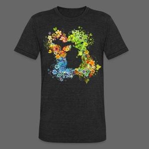 4 Season State - Unisex Tri-Blend T-Shirt