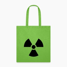 Radioactive Nuclear Danger Bags & backpacks