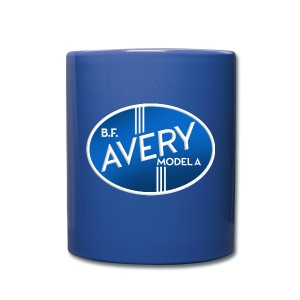 B.F. Avery Model A emblem - Full Color Mug