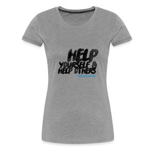 #BigBlueTest 2015 (Women's) - Women's Premium T-Shirt