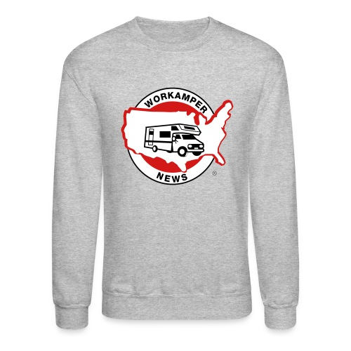 Mens Basic WKN Sweatshirt - Crewneck Sweatshirt