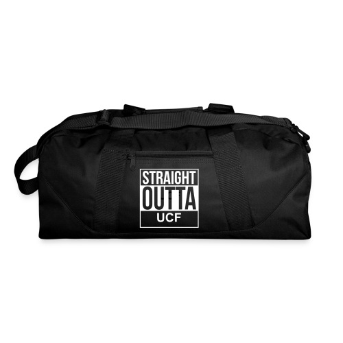Exclusive Gym Bag Outta UCF Custom Fit - Duffel Bag