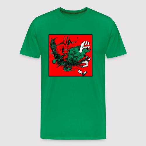 ZombiPunch - Men's Premium T-Shirt