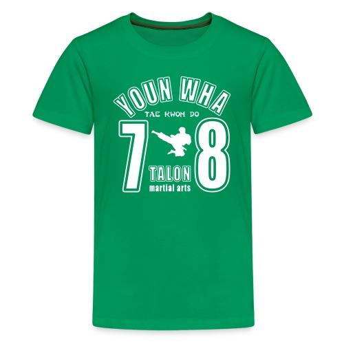 Since 78 - White Lettering - Kids - Kids' Premium T-Shirt