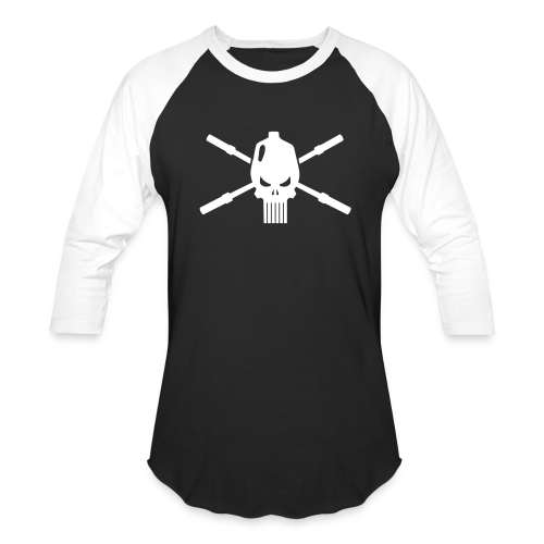 Punisher Tee - Baseball T-Shirt