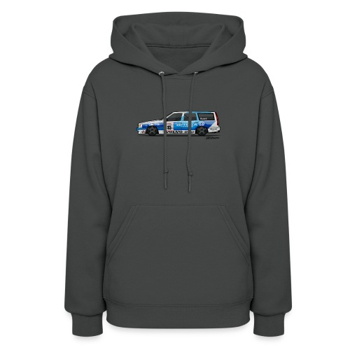 BTCC Volvo 850 TWR Wagon Racing - Women's Hoodie