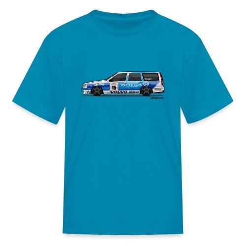 BTCC Volvo 850 TWR Wagon Racing - Kids' T-Shirt