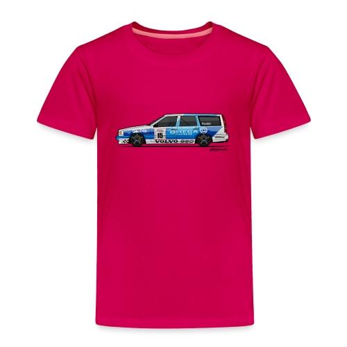 BTCC Volvo 850 TWR Wagon Racing - Toddler Premium T-Shirt