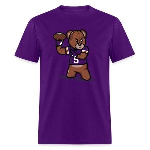 Teddy Football Shirt - Men's T-Shirt
