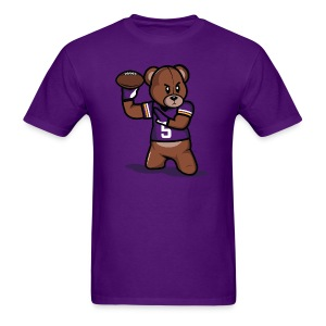 Teddy Football Shirt - Men's T-Shirt