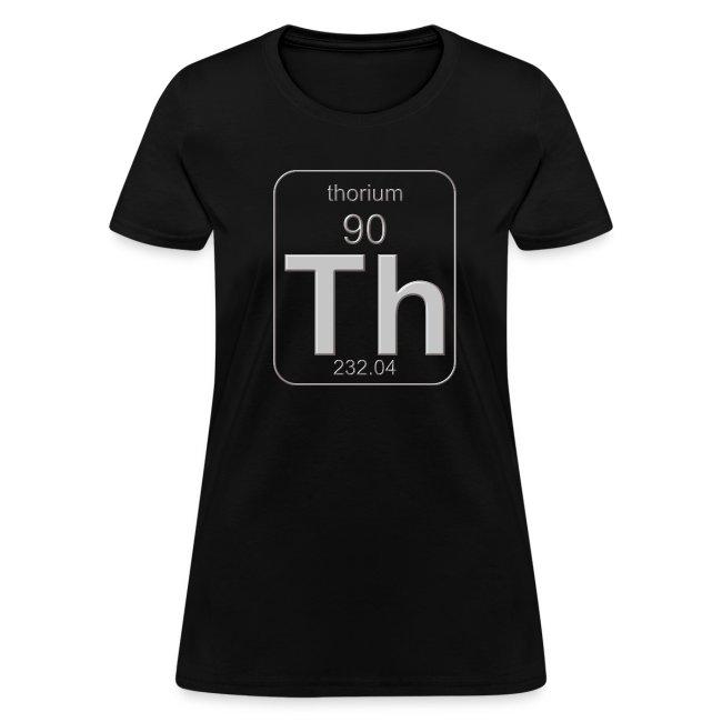 Thorium PToE 3D f