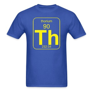 Thorium PToE b - Men's T-Shirt