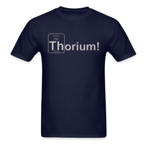 Thorium! 3D - Men's T-Shirt