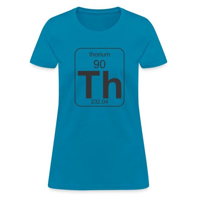 Thorium PToE f