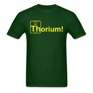 Thorium! b - Men's T-Shirt