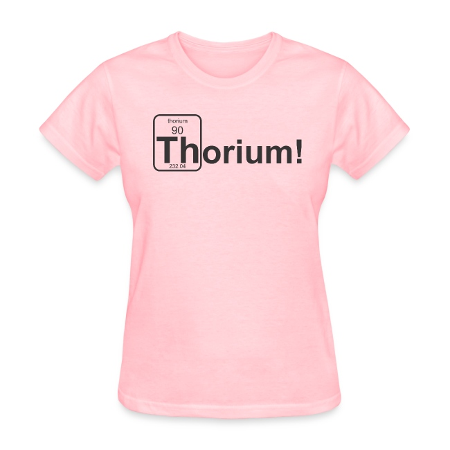 Thorium! f