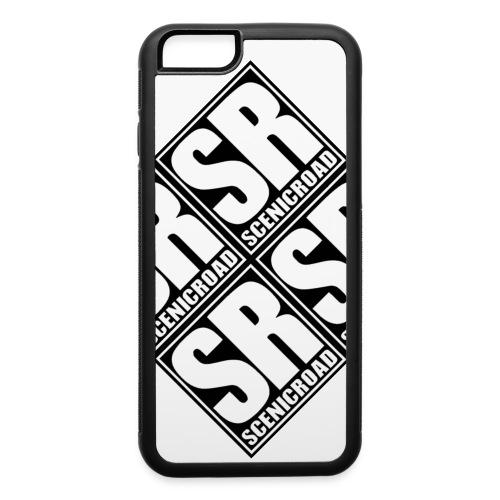 Scenic Road Multi Print iPhone 6 Case - iPhone 6/6s Rubber Case