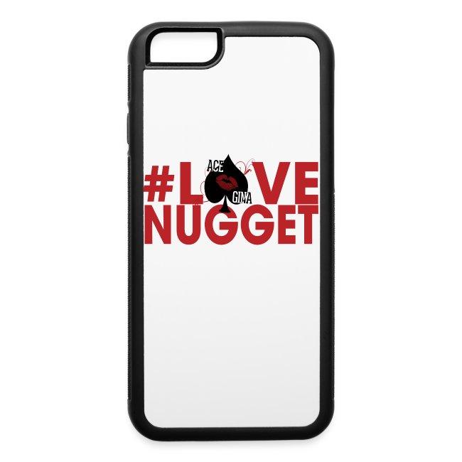 iPhone 6 Rubber LoveNug Case