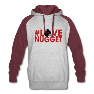 LoveNugget Colorblock Hoodie - Colorblock Hoodie