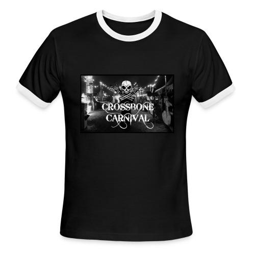 Carnival of Fun Muscle T Shirt - Men's Ringer T-Shirt
