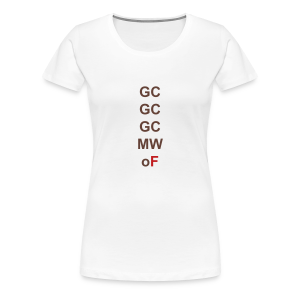 Women's MWoF Space Oddity T-Shirt - Women's Premium T-Shirt