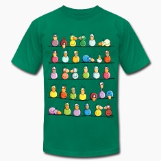 Bird Farm T-Shirts