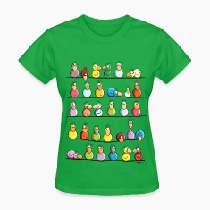 Bird Farm Women's T-Shirts